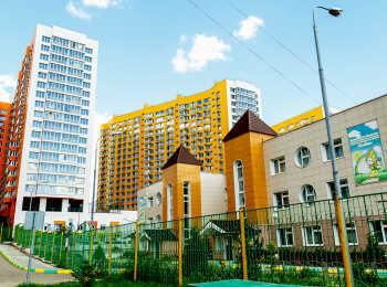Детский сад на территории комплекса